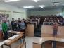 Rok Szkolny 2017/2018 Spotkanie Rodzice Erasmus 2017