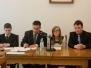 uroczysta sesja mlodziezowej rady miasta 2014